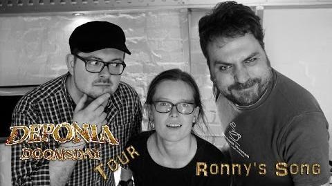 Poki & Band live - Ronny's Song (Spaß)
