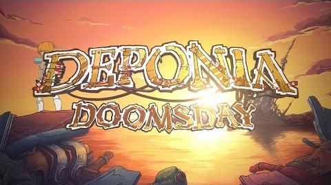 Deponia Doomsday Releasetrailer GER
