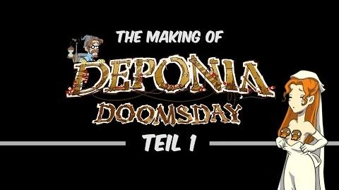 The Making of Deponia Doomsday GER - Teil 1