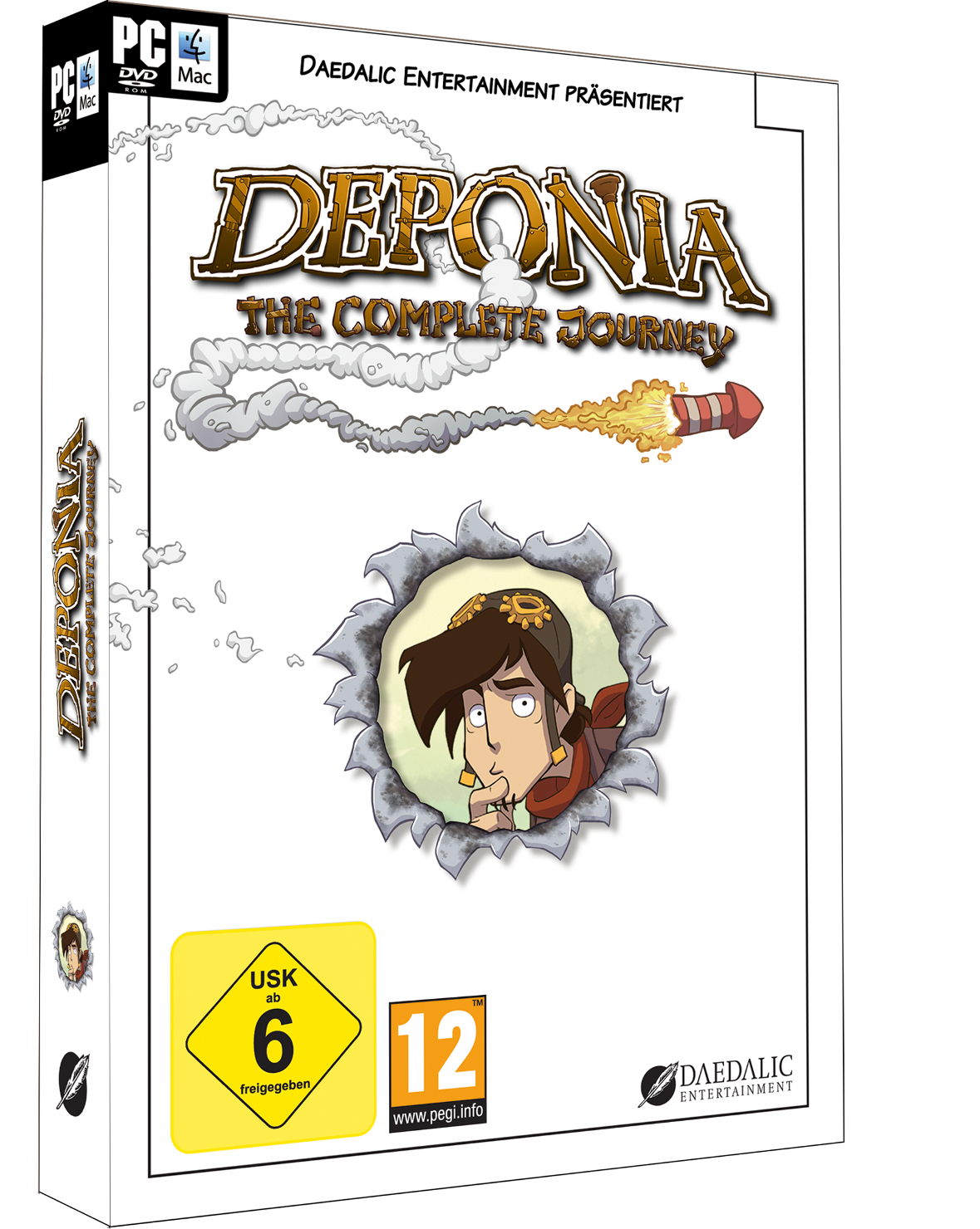 Deponia Complete Journey