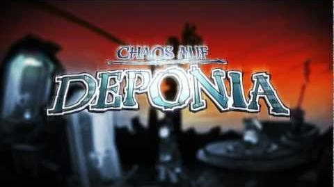 Chaos auf Deponia - Official Trailer-0