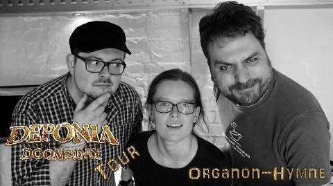 Poki & Band live - Organon Hymne