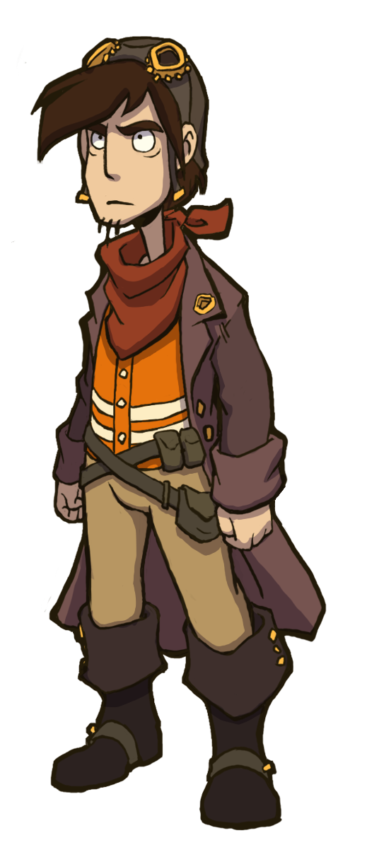 Rufus deponia wiki fandom powered by wikia rufus stopboris Image collections