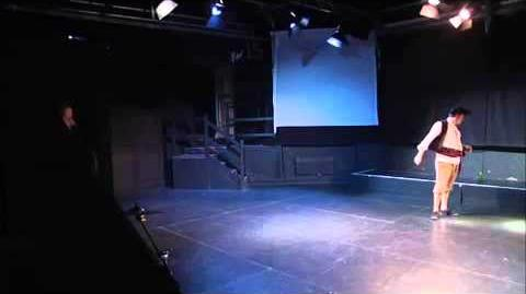 Deptford Mice Rehearsal Footage