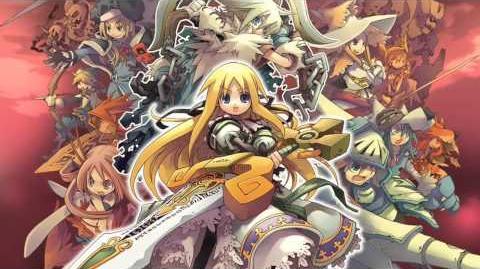 Yggdra Union OST (PSP) - Elena Sortie!