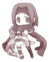 Elena chibi version