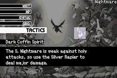 Dark Coffin Spirit