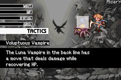 Voluptuous Vampire