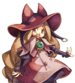 Witch gungnir
