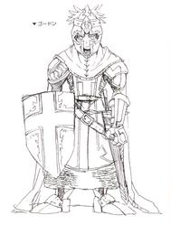 Gordon's sketch