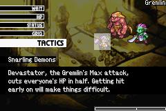 Snarling Demons