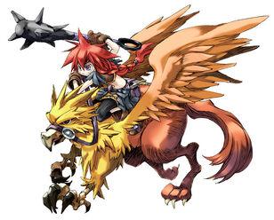 Yu-griffon-rider