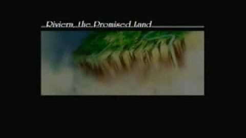 Riviera The Promised Land - Intro (PSP screen test)