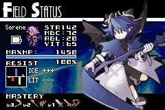 04 Serene's Status