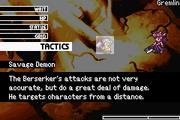 Savage Demon