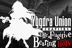 Chapter 1 - The Fugitive Bearing Hope
