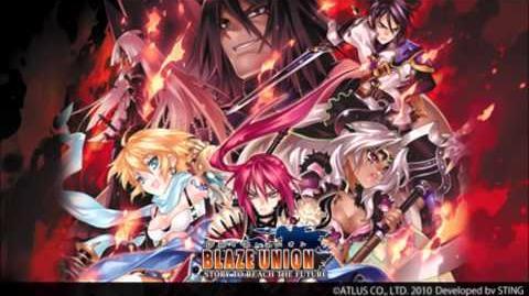 Blaze Union OST - 35 Violent Bravery Leon's Theme