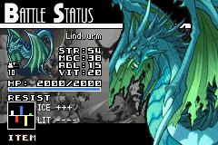 03 Lindwurm's Status