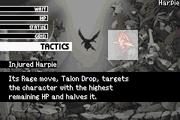 Injured Harpie