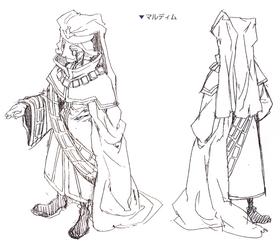 Mardym's sketch