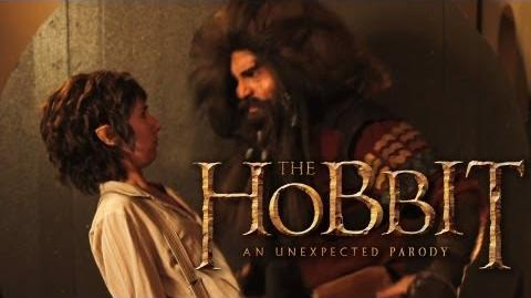 The Hobbit An Unexpected Parody by The Hillywood Show®-0