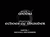 Nachhall des Donners