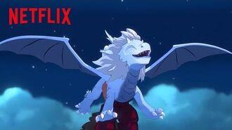 The Dragon Prince Season 2 - Der Prinz der Drachen Staffel 2 - Offizieller Trailer - Netflix (Englisch)