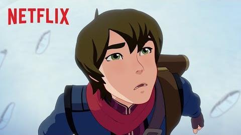 Der Prinz der Drachen - Offizieller Trailer - Netflix