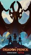 Der Prinz der Drachen Poster
