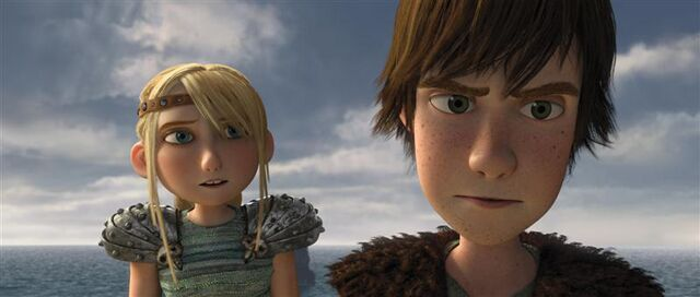 File:Astrid and hiccup 7239222704.JPG