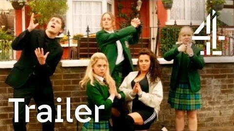 Derry Girls Season 1 Trailer