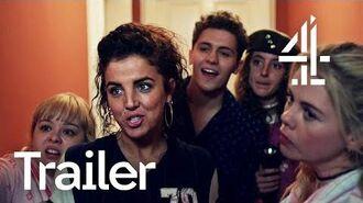 TRAILER Derry Girls Series 2 Coming Soon