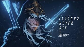 Legends Never Die (ft. Against The Current) - Worlds 2017 - League of Legends