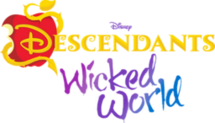 Descendants Wicked World Logo