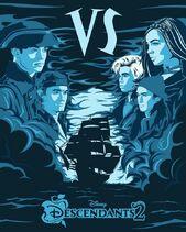 D2 poster pirates