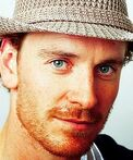 Michael Fassbender-red hair