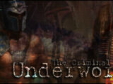 The Criminal Underworld