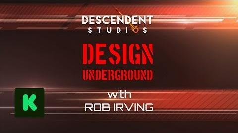 Descendent Studios . Descent-Design Underground Mechanics of Descent