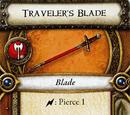 Traveler's Blade
