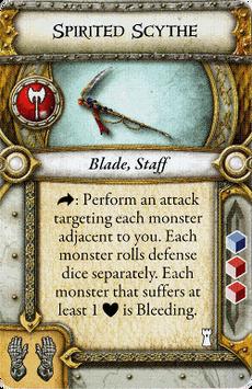 Hero Relic - Spirited Scythe