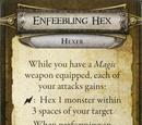 Enfeebling Hex