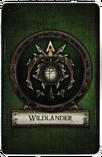 Wildlander - Cardback