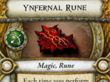 Ynfernal Rune (hero relic)