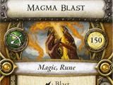 Magma Blast