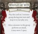 Wristlet of Wind