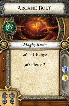 Runemaster - Arcane Bolt