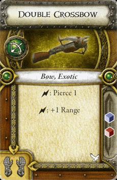 Bounty Hunter - Double Crossbow