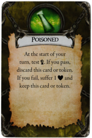 Poisoned - Front