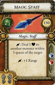 Act I Item - Magic Staff