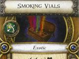 Smoking Vials